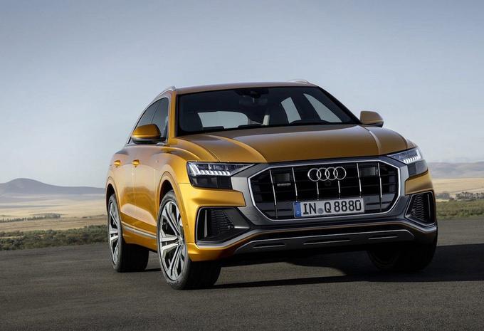 Audi Q8 L Ere Du Suv Coupe 2018 Toutes Les Informations Officielles Moniteur Automobile