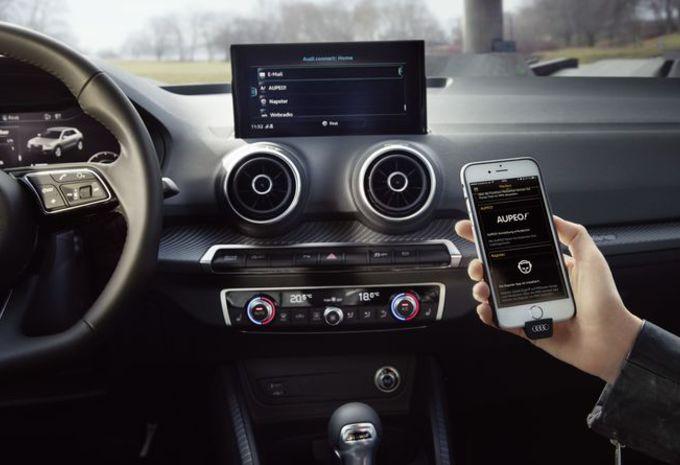 Audi in 2020 klaar voor 5G #1