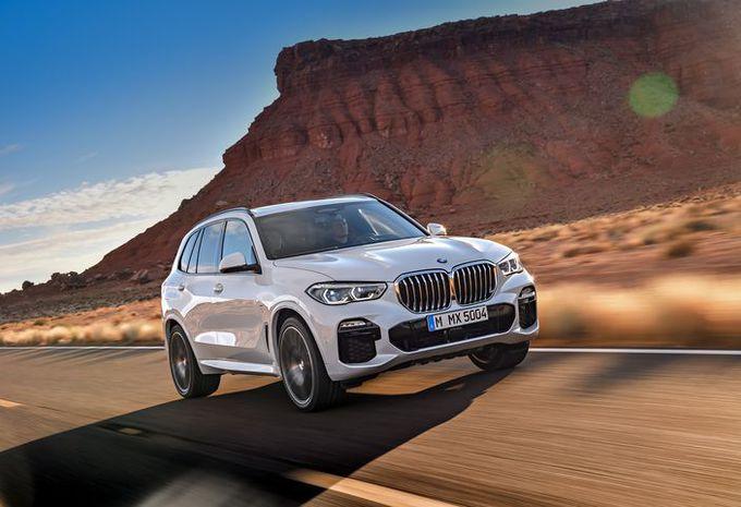 BMW X5 : grandir pour mieux vaincre #1