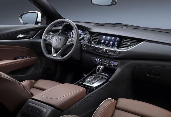 Opel : déjà de nouveaux systèmes d'info-divertissement pour l'Insignia ! #1