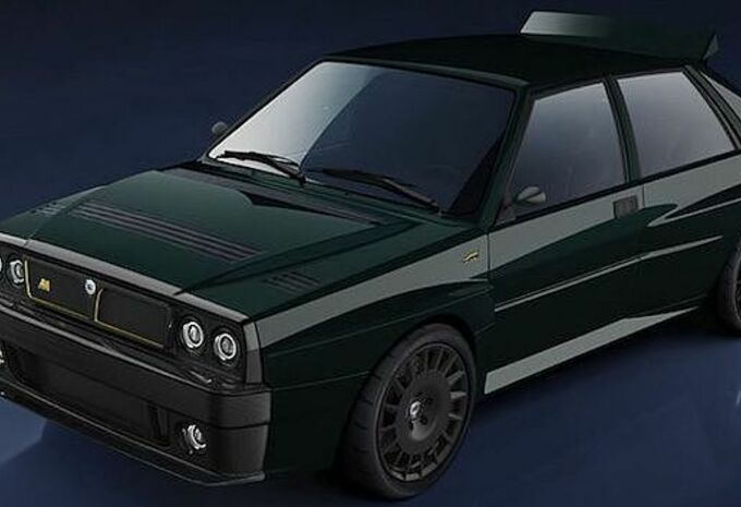 Lancia Delta Integrale : un retour néo-rétro #1