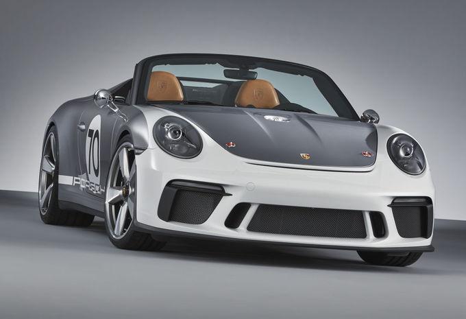 Porsche 911 Speedster : la cerise sur le gâteau #1