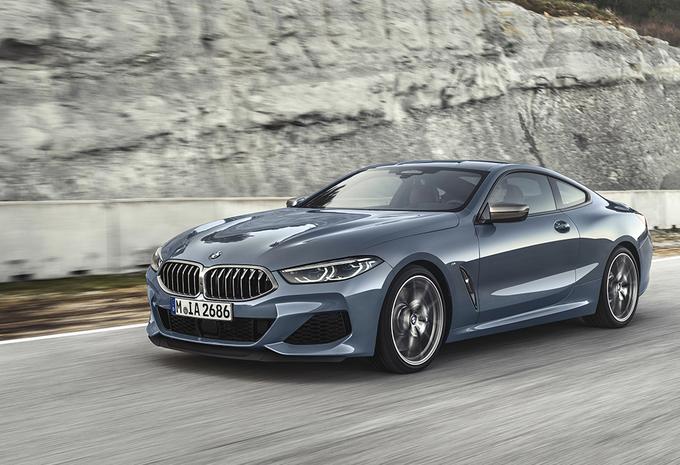 BMW Série 8 : un comeback attendu #1