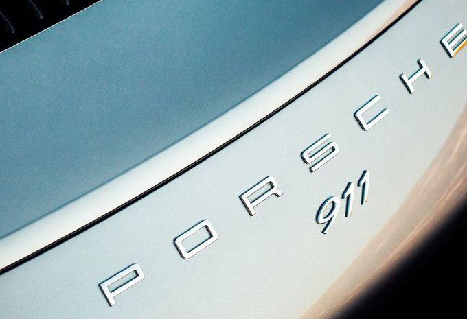 Porsche 911: eerste informatie over '992' #1