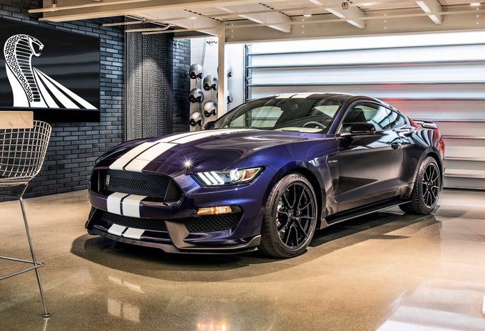 Wat heeft de Shelby Mustang GT350 voor op de Ford GT? #1