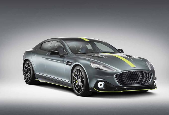 Aston Martin trekt ook de Rapide een AMR-pakje aan #1