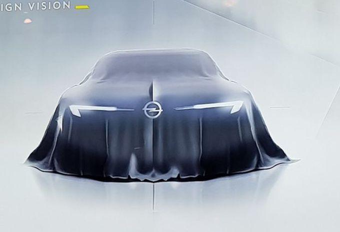 Opel prépare son manifeste esthétique #1