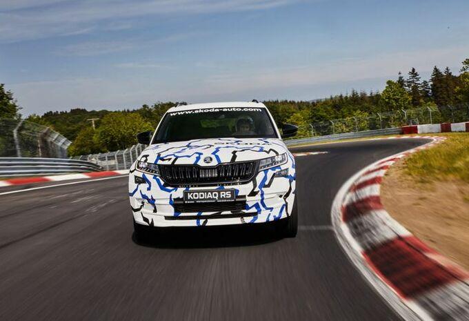 Škoda Kodiaq RS : c'est un Diesel #1
