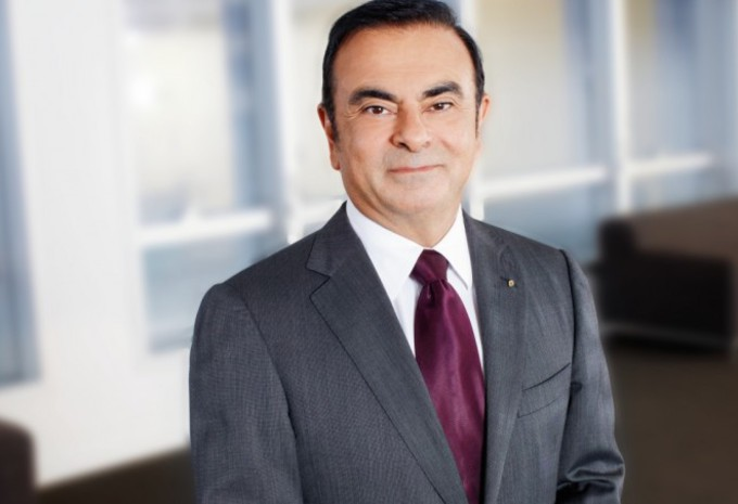 Carlos Ghosn slikt forse loonmatiging #1