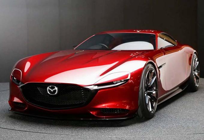 Mazda : le retour imminent du moteur rotatif dans un coupé  #1