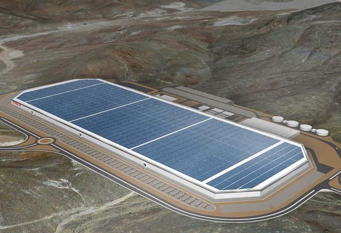 Tesla : la gigafactory européenne sera allemande #1
