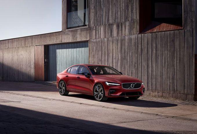 Volvo S60 : américaine et sans Diesel #1