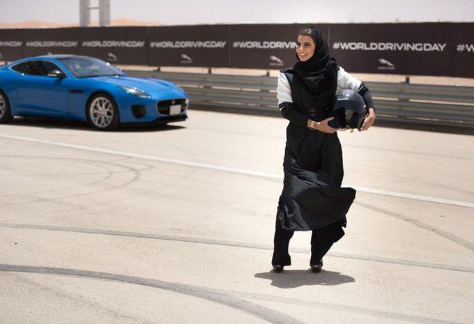 Les femmes saoudiennes ont pris le volant #1
