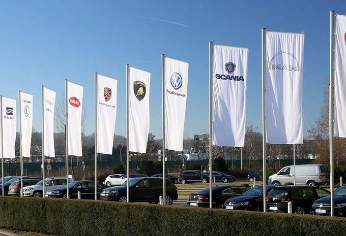 Volkswagen-groep herstructureert regionale structuur #1