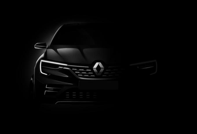 Renault : un SUV coupé en approche ? #1