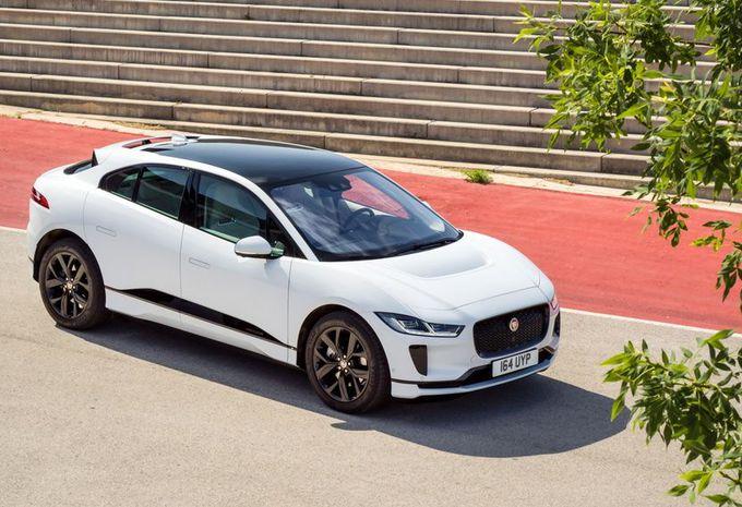Jaguar Land Rover : 15 milliards pour l'électrique #1