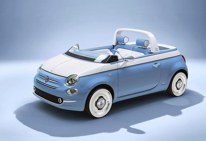 Fiat 500 Spiaggina : un concept à produire et une série spéciale #1
