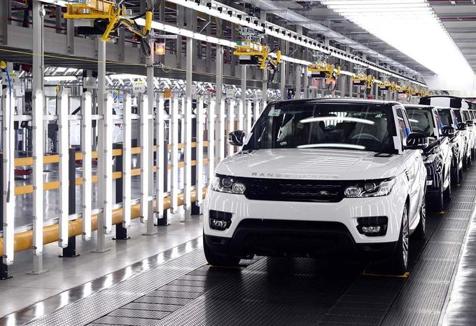 Brexit : Jaguar et Land Rover prêts à quitter le Royaume-Uni #1