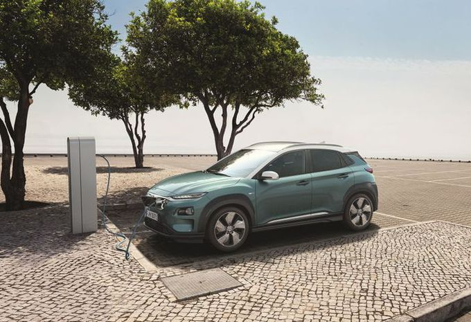hyundai kona ev les prix du crossover lectrique moniteur automobile. Black Bedroom Furniture Sets. Home Design Ideas