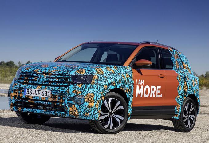 Volkswagen T-Cross komt er bijna aan #1
