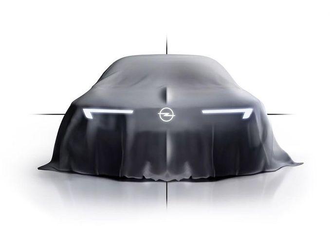Le design des Opel va évoluer avec la Corsa #1