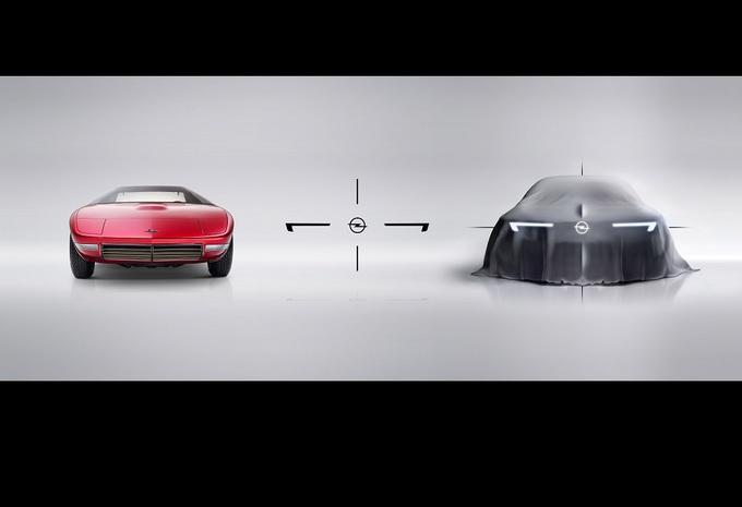 Opel plaagt met concept voor 2025 #1
