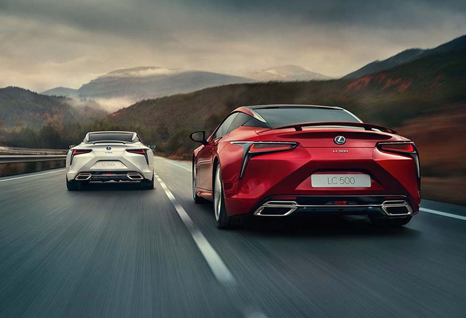 Goodwood 2018: Lexus vindt het te vroeg voor elektrische aandrijving #1