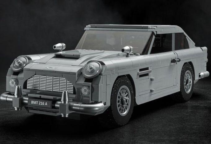 L'Aston Martin DB5 de James Bond… pour 169,99 € ! #1