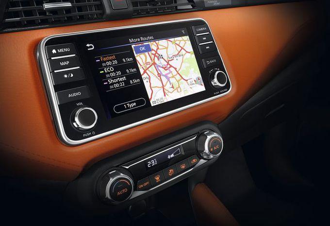 NissanConnect voor Micra #1
