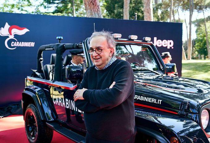 FCA et Ferrari : Sergio Marchionne remplacé pour raison de santé #1