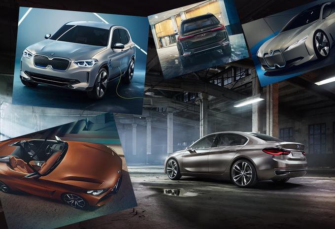 Bmw Toekomstige Modellen 2018 2020 Autowereld