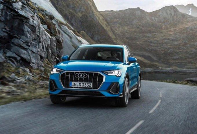 Audi Q3 : numérisée et dynamisée #1