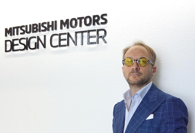 Designer Lamborghini Egoista gaat Mitsubishi's tekenen #1
