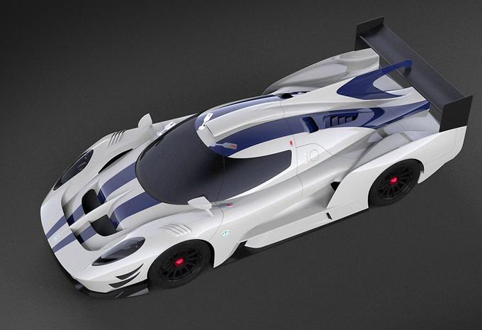 Le Mans-droom van Glickenhaus krijgt vorm met deze SCG007 - update #1