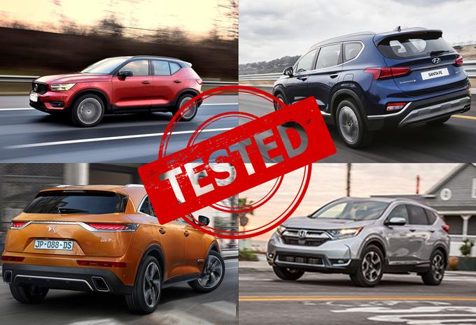 Les SUV de 2018 - Nos essais #1