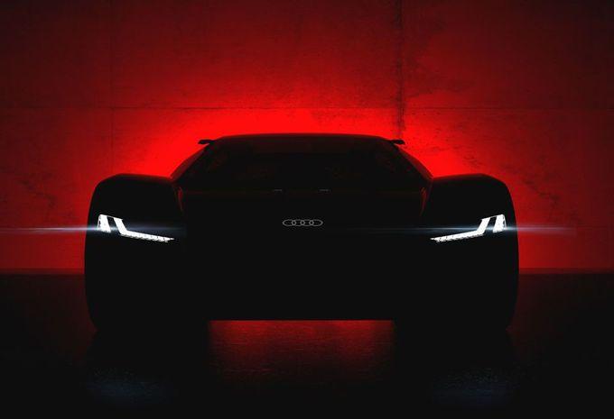 Audi PB 18 : La future R8 préfigurée ?