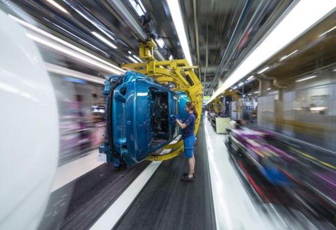 Une usine BMW en Hongrie #1