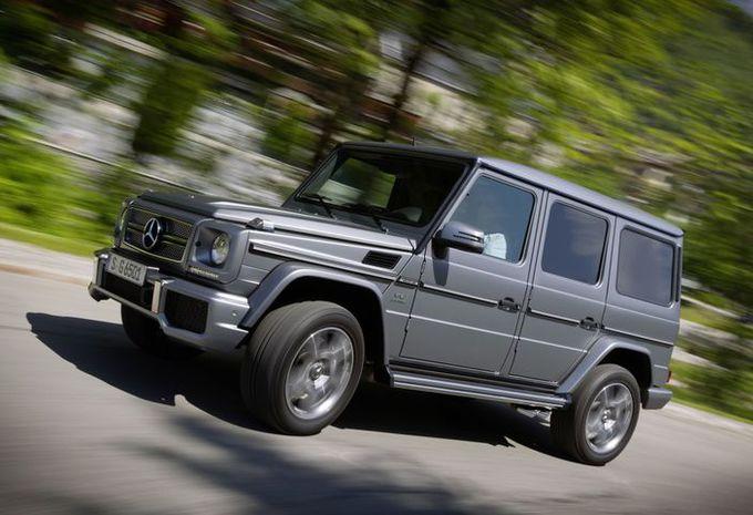 Mercedes rappelle ses Classe G65 AMG… pour une raison insolite ! #1