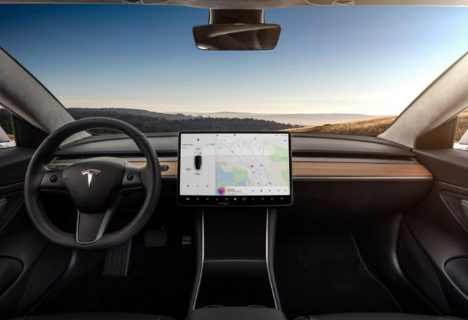 Tesla model s en x: opfrisbeurt voor interieur op komst? autogids