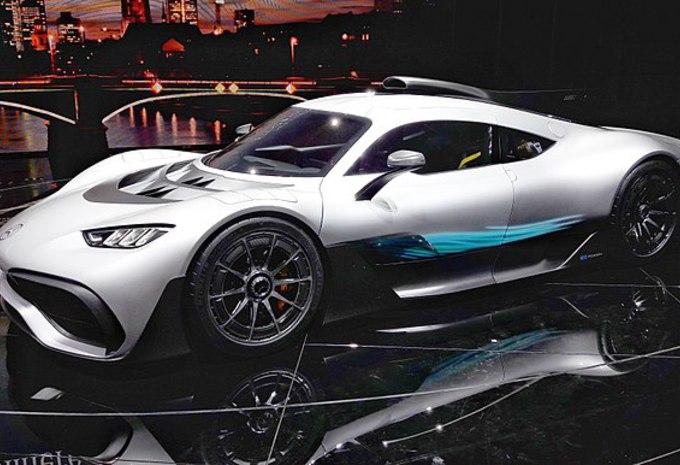 Mercedes veut préserver la « Project One » des spéculateurs #1