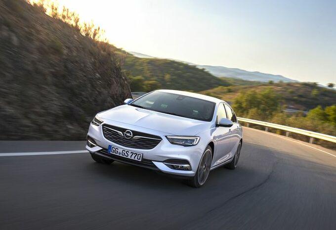 Opel Insignia : 200 ch en essence #1