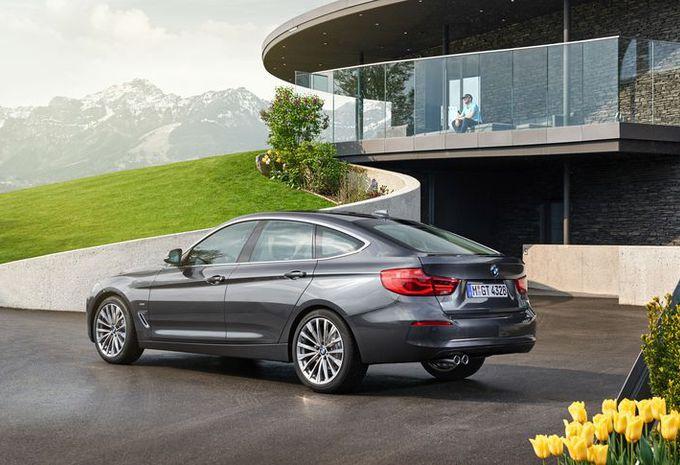 BMW 3-Reeks GT verdwijnt #1