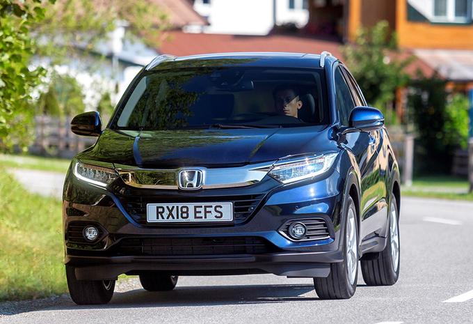 Honda HR-V : cure de jouvence #1