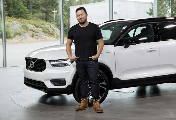 Volvo XC40-ontwerper Ian Kettle verhuist naar Tesla #1