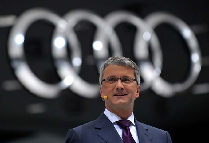 Audi: voormalig CEO Rupert Stadler blijft opgesloten #1