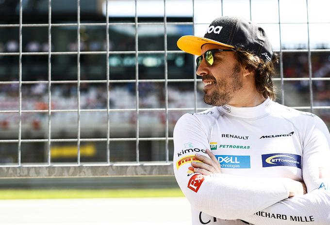 Fernando Alonso stopt (voorlopig) met Formule 1! #1