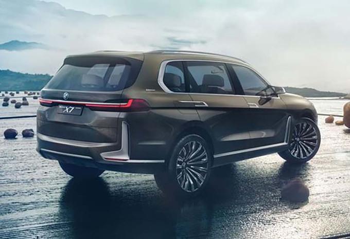 BMW : Un X7 M dans les cartons #1