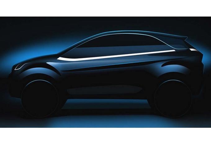 Tata : Un concurrent pour le Renault Kwid #1