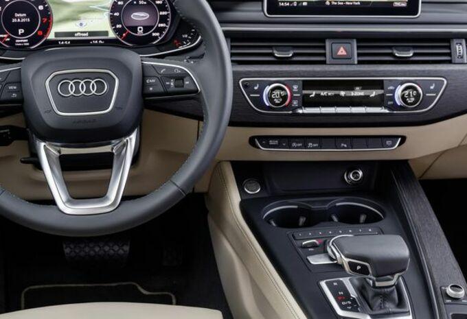 Audi arrête la boîte manuelle… aux USA #1
