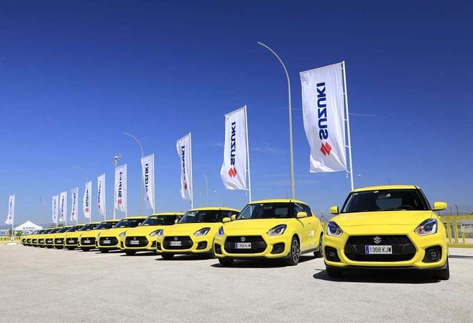 Suzuki : de meilleures marges opérationnelles que BMW #1